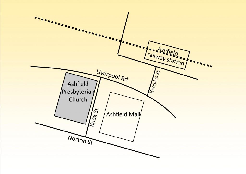 church map