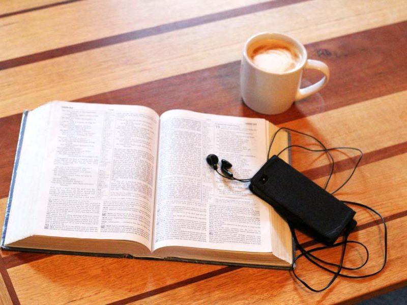 Audio of the latest sermons